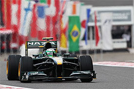 Lotus closing in on Renault deal