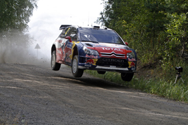 Sebastien Ogier, Citroen, Rally Finland 2010