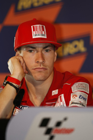 Nicky Hayden