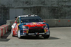 Sebastien Loeb, Rally Japan