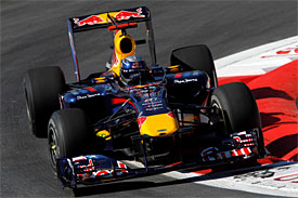 Sebastian Vettel, Red Bull, Italian GP