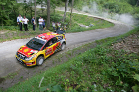 Petter Solberg, Solberg Citroen, Japan 2010