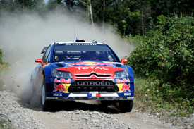 Sebastien Loeb, Citroen, Japan 2010