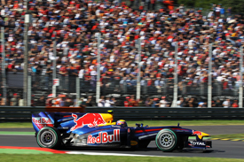 Mark Webber, Red Bull, Monza 2010