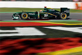 Lotus to adopt Team Lotus name