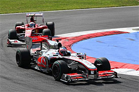 Jenson Button, McLaren, Italian GP