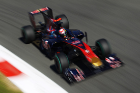 Sebastien Buemi, Toro Rosso, Monza