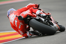Casey Stoner, Ducati, Aragon