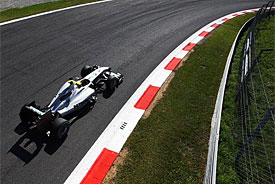 Mercedes upbeat over 2011 car progress