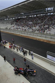 Red Bull has tried the Korean track, but doubts remain over next month's event