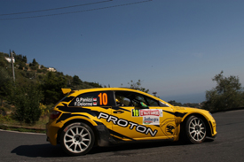 Gilles Panizzi, Proton, Sanremo 2010