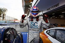 Craig Baird triumphed in Porsche Carrera Cup Asia