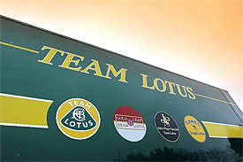 Will Fernandes be able to use Team Lotus?