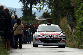 Kris Meeke, Peugeot, Sanremo 2010