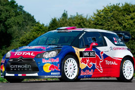 Citroen DS3 WRC