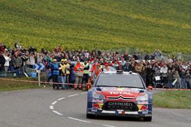 Sebastien Loeb, Citroen, France 2010