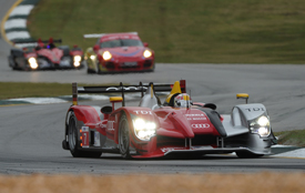 Tom Kristensen, Audi, Petit Le Mans 2010