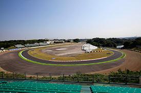 A sunny Thursday at Suzuka