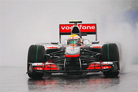 Lewis Hamilton, McLaren, Japanese GP
