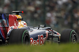 Sebastian Vettel, Red Bull, Japan 2010