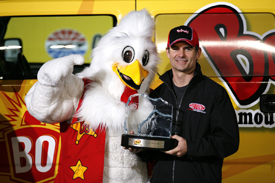 Jeff Gordon takes pole at Charlotte