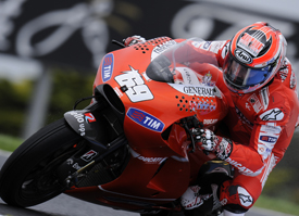 Nicky Hayden, Ducati, Phillip Island 2010