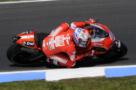 Casey Stoner, Ducati, Phillip Island