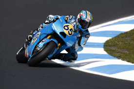 Loris Capirossi, Suzuki, Phillip Island 2010