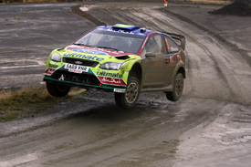 Mikko Hirvonen, Ford, Rally GB 2009