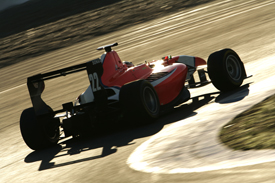 Antonio Felix da Costa, MW Arden, Jerez testing