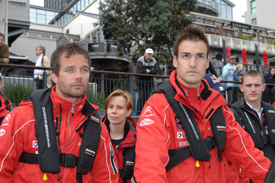 Sebastien Loeb and Dani Sordo