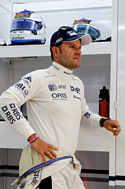 Rubens Barrichello, Williams, Korea 2010