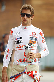 Jenson Button, McLaren, Korea 2010