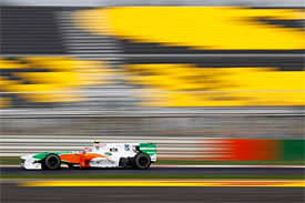 Tonio Liuzzi, Force India, Korean GP