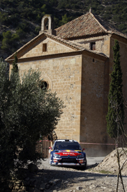 Sebastien Ogier, Citroen Junior, Catalunya 2010
