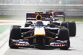 Mark Werbber, Red Bull, Korean GP