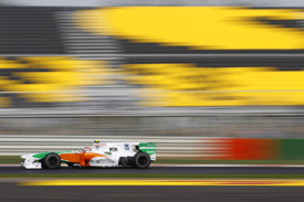 Tonio Liuzzi, Force India, Korea 2010