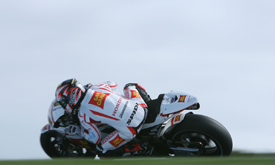 Marco Melandri, Gresini Honda, Phillip Island 2010
