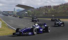 iRacing Williams