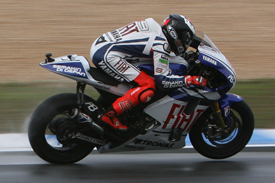 Jorge Lorenzo, Yamaha, Estoril 2010