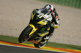 Ben Spies, Tech 3 Yamaha, Valencia 2010