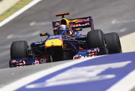 Sebastian Vettel, Red Bull, Interlagos 2010