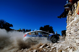 Nasser Al-Attiyah, Barwa Ford, Cyprus 2010