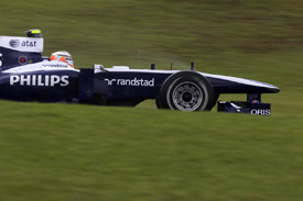 Nico Hulkenberg, Williams, Interlagos 2010