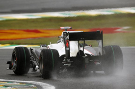 Nick Heidfeld, Sauber, Interlagos 2010