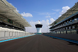 Yas Marina is ready for its second grand prix
