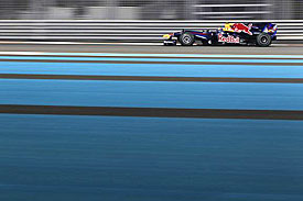 Mark Webber, Red Bull, Abu Dhabi 2010