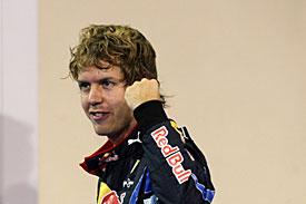 Sebastian Vettel, Abu Dhabi, 2010