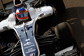 Barrichello could seal sixth for Williams today