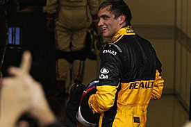Vitaly Petrov, Abu Dhabi 2010